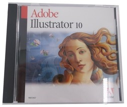 Adobe Illustrator 10 for Macintosh With Serial Number and Installation K... - $99.99