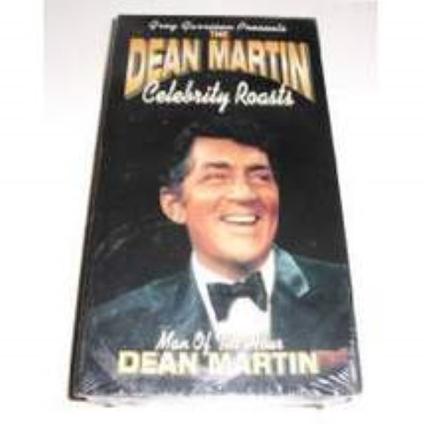 The Dean Martin Celebrity Roasts, Man of the Hour: Dean Martin Dvd