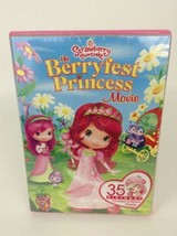 Strawberry Shortcake 35th Birthday DVD & Digital + Puzzle The Berryfest ... - $10.84