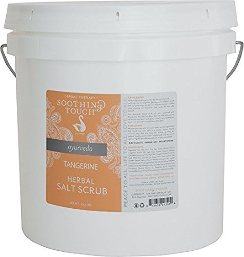 Salt Scrub, Tangerine, 2 Gallon