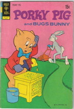 Porky Pig Comic Book #41 Gold Key Comics 1972 FINE- - $5.24