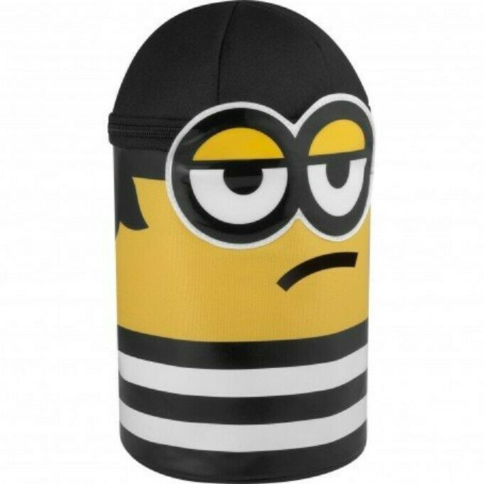 MINIONS DESPICABLE ME3 THERMOS LUNCH BAG NWT:B19-6 - $9.99