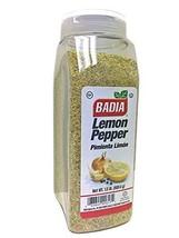 1.5 lbs-Lemon Pepper Seasoning /Sazon Pimienta Limon Gluten Free Kosher - $18.02