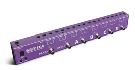 Joyo PXL-8 Multi-effects Routing Device, Individual Control / Selector f... - $164.64