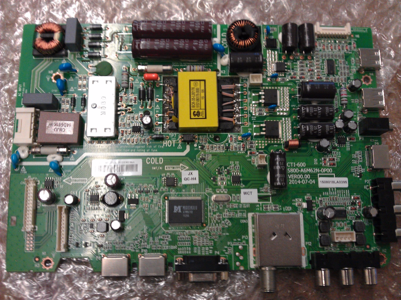 COV32805501 Main Board From LG 32LF500B-UA.CUSFLH & 32LB520B-UA.CUSFLH LCD TV