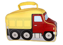 Dump Truck Shaped Insulated Lunchbox By Thermos Co. - $15.16