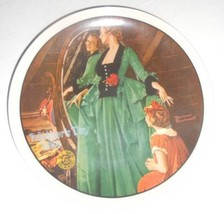 Norman Rockwell Grandmas Courting Dress 8-1/2 i... - $18.68