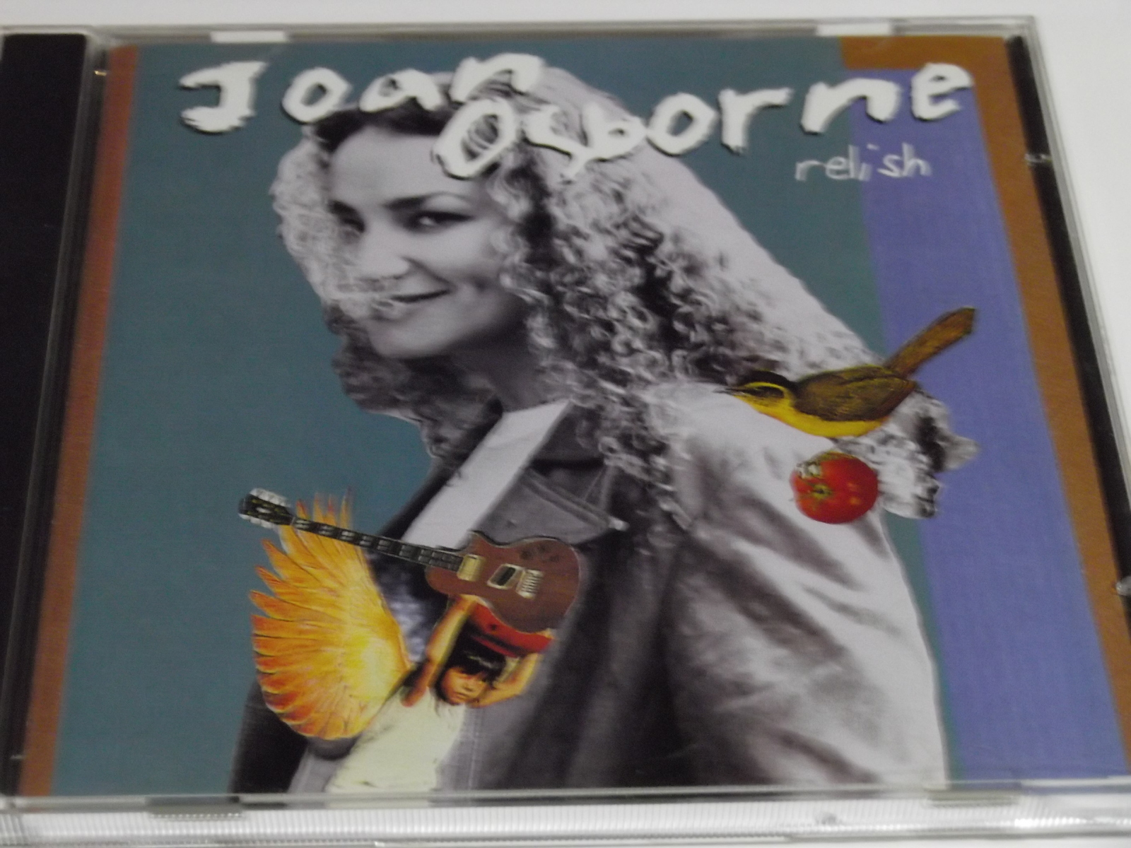 Primary image for Joan Osborne --Relish
