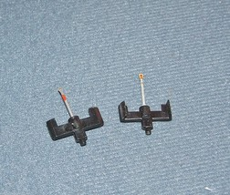 PHONOGRAPH RECORD NEEDLE STYLUS for Panasonic EPS 13 EPC-9T Lot of 2 674-D7 image 2