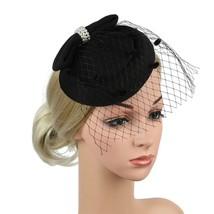2019 new Аксессуары для волос ladies ball shell hat mesh headdress whole... - £9.13 GBP