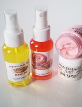 body lotion and body spray set, bath and body, beauty, body sprays, body... - $16.00
