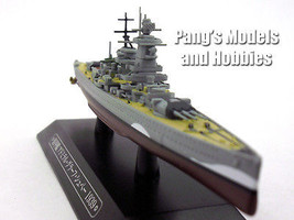 German Cruiser Admiral Graf Spee 1/1100 Scale Diecast Model Ship by Eagl... - $41.59