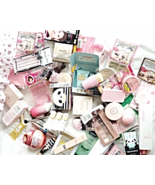 50-Piece Korean Skincare Mini Size Trials & Samples Pack Asian Beaut... - $74.00
