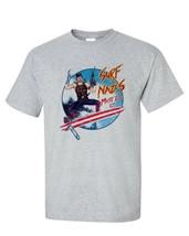 Surf Nazis Must Die t-shirt retro 80''s horror sci fi movie Troma film tee shirt image 2