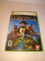 Sid Meier's Civilization revolution (Microsoft Xbox 360, 2008)  - $5.52