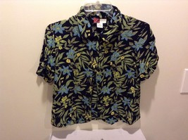 Women's Used Great Condition Hawaiian Style Jennifer Moore Size 10 Petite
