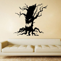 Salse Halloween  Wall Sticker Ghost Tree Living  bedroom background decoration - $10.88