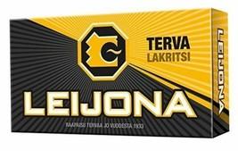 Leijona Liquorice pastilles, 32g x 24 packs Finnish Tarpastill - $88.11