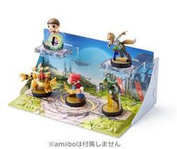 NINTENDO amiibo Super Smash Bros  Diorama Kit With tracking number Made in Japan - $16.70