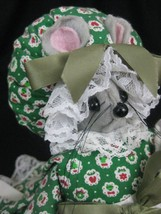 The Original Miz Mouse by Louise Felt Handmade Doll Christmas Anna K Amd... - $29.99