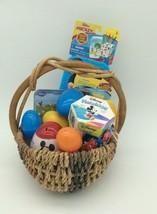 Disney Mickey Mouse Easter Basket Eggs Activity Art Set Book Toys - $29.99