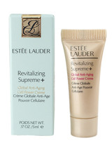 Estee Lauder Revitalizing Supreme+ Global Anti-Aging Cell Power Creme, T... - $6.00