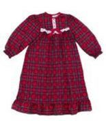 Laura Dare Toddler Girls 2T Holiday Plaid Gown  - $25.00