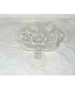 Duncan Miller Canterbury Cut Glass Compote  - Beautiful - $12.00