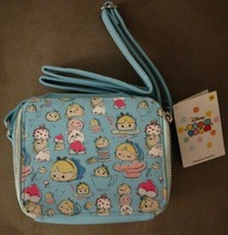 Disney Store Alice in Wonderland Tsum Tsum Crossbody Purse Handbag NWT - $34.65
