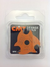 "CMT 822.348.11 Slot Cutter Router Bit, 8mm Arbor, 1-7/8"" Diameter, Made in Italy - $14.10"