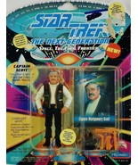 Star Trek The Next Generation Playmates Captain... - $6.99