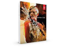 Adobe Illustrator CS6 (Email Delivery)  - $100.00