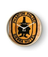 USAF F-4 Phantom Phlyer Sierra Hotel Phantom II Wall Clock - $69.29