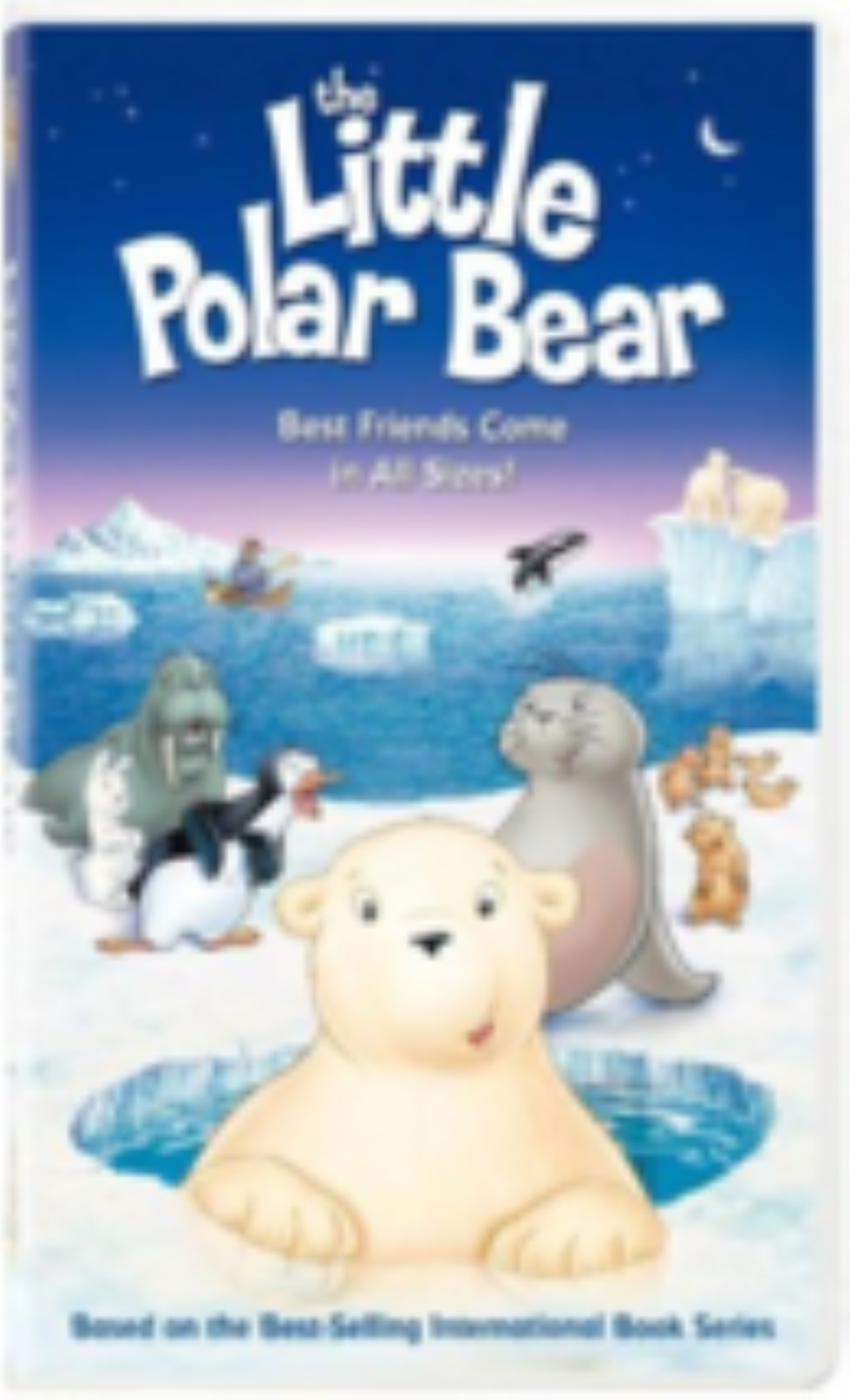 The Little Polar Bear Vhs