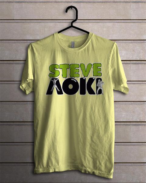 Steve aoki yellow