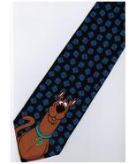Scoobert Scooby-Doo Dog Big Cartoon Novelty Fancy Neck Tie - $12.99