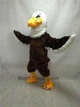 Fierce Brown Mr. Majestic Eagle Mascot Costume  - $316.97