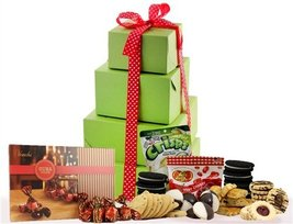 Happy New Year! Deluxe Gluten Free Gift Tower -... - $128.69