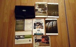 2015 Ford Transit Owners Manual 03919 - $29.95
