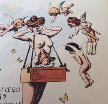 Original LE RIRE Cover Lithograph by Gerbault May 12 1906 - $18.48