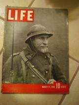 Life Magazine  MARCH 11 1940 - $18.66