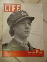 LIFE MAGAZINE BRITISH WOMEN AUGUST 4, 1941 - $18.66