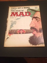 MAD MAGAZINE:   # 82 / October 1963  - - Fidel Castro issue - - VF - $18.63