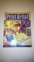 print artist Platinum user's guide version 4.5 - $4.95
