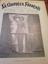 Le Courrier Francais Widhopff 1901 - $23.38