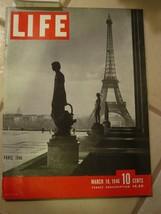 Life Magazine  MARCH 18 1946 - $18.66
