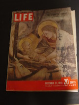 Life Magazine December 27, 1948 baby and mother - $18.66
