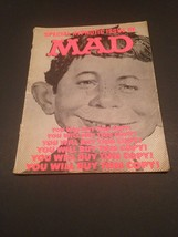 MAD MAGAZINE MAD MAGAZINE 99 SPECIAL HYPNOTIC ISSUE 1965 G/VG COND. - $28.01