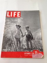 September 2, 1946 LIFE Magazine SEP - Mountain Glaciers - The Mississippi - $13.98