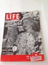 LIFE MAGAZINE APRIL 14 1947 WINSTON CHRUCHILL - $13.98